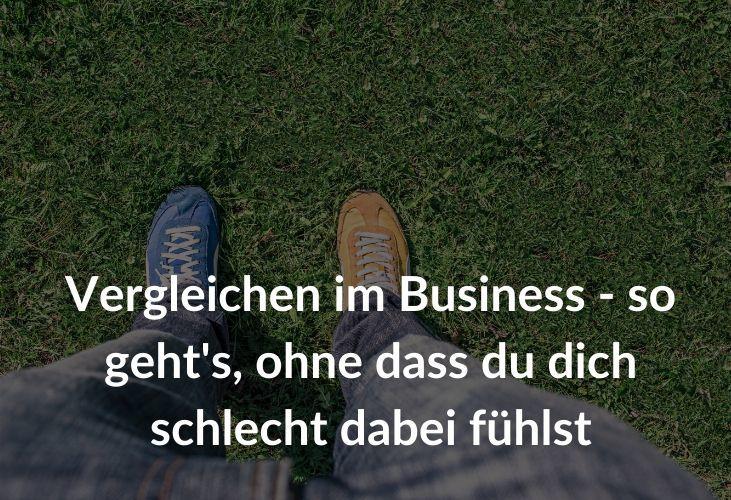 vergleichen im business