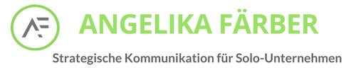 Angelika Färber – Strategische Kommunikation für Solo-Unternehmen