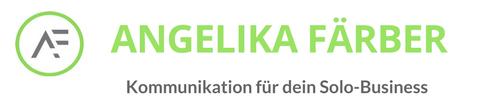 Angelika Färber – Positionierung & Kommunikation für dein Solo-Business
